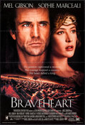 """Movie Posters:Action, Braveheart (20th Century Fox, 1995). International One Sheet (27"""" X 40"""") DS Style C. Action.. ..."""