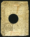 Colonial Notes, Connecticut June 1, 1780 1s 3d Very Good-Fine.. ...