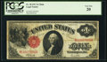 Large Size:Legal Tender Notes, Fr. 38 $1 1917 Mule Legal Tender PCGS Very Fine 20.