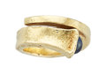 Estate Jewelry:Rings, Sapphire, Gold Ring, David Webb. ...