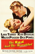 """Movie Posters:Drama, The Bad and the Beautiful (MGM, 1953). One Sheet (27"""" X 41"""").. ..."""