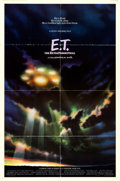 "Movie Posters:Science Fiction, E.T. The Extra-Terrestrial (Universal, 1982). One Sheet (27"" X 41"")Advance, John Alvin Artwork.. ..."