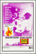"Movie Posters:Sports, Number One (United Artists, 1969). Autographed One Sheet (27"" X 41""). Sports.. ..."