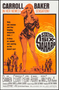 "Movie Posters:Drama, Station Six-Sahara & Other Lot (Allied Artists, 1962). OneSheets (2) (27"" X 41""). Drama.. ... (Total: 2 Items)"