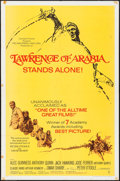 "Movie Posters:Academy Award Winners, Lawrence of Arabia (Columbia, R-1970). One Sheet (27"" X 41"").Academy Award Winners.. ..."