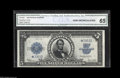 Large Size:Silver Certificates, Fr. 282 $5 1923 Silver Certificate CGA Gem Uncirculated 65. ThisStar Porthole has excellent margins all the way around, and...