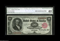 Large Size:Treasury Notes, Fr. 374 $20 1890 Treasury Note CGA Gem Uncirculated 65. This is one of the notes from a short run of uncirculated examples. ...