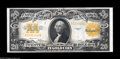 Large Size:Gold Certificates, Fr. 1187 $20 1922 Gold Certificate About New. This $20 Gold isenhanced by superior centering, deep color and obvious unmole...