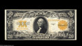 Large Size:Gold Certificates, Fr. 1187 $20 1922 Gold Certificate Extremely Fine. A fresh and original piece, with all its embossing intact, and with very ...