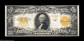 Large Size:Gold Certificates, Fr. 1187 $20 1922 Gold Certificate Extremely Fine. A bright $20 Gold Certificate, this note is almost as snappy and fresh as...