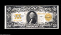Large Size:Gold Certificates, Fr. 1187 $20 1922 Gold Certificate Extremely Fine. A well margined, brightly colored, lightly circulated example....