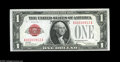 Small Size:Legal Tender Notes, Fr. 1500 $1 1928 Legal Tender Note. Choice Crisp Uncirculated. We are so fortunate to offer yet another beautiful example f...