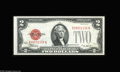 Small Size:Legal Tender Notes, Fr. 1506/Fr. 1507 $2 1928E/1928F Legal Tender Notes. Changeover Pair. Choice-Gem CU. This pair from the New England Changeo... (2 notes)