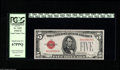 Small Size:Legal Tender Notes, Fr. 1529 $5 1928D Legal Tender Note. PCGS Superb Gem Crisp Uncirculated 67PPQ. Though Gem examples of this issue are avail...