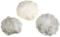 """Movie/TV Memorabilia:Props, Star Trek: Deep Space Nine Screen Used Tribble Props from""""Trials and Tribble-ations"""" (1996)...."""