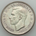 Australia, Australia: George VI Crown 1938-(m) AU - Cleaned, ...