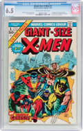Bronze Age (1970-1979):Superhero, Giant-Size X-Men #1 (Marvel, 1975) CGC FN+ 6.5 Cream to off-whitepages....