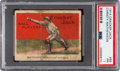 Baseball Cards:Singles (Pre-1930), 1914 Cracker Jack Christy Mathewson #88 PSA Poor 1....