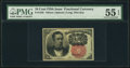 Fractional Currency:Fifth Issue, Fr. 1265 10¢ Fifth Issue PMG About Uncirculated 55 EPQ.. ...