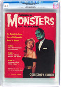 Magazines:Horror, Famous Monsters of Filmland #1 (Warren, 1958) CGC VG+ 4.5 Cream to off-white pages....