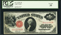Large Size:Legal Tender Notes, Fr. 37 $1 1917 Legal Tender PCGS Very Fine 35.. ...