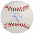 Autographs:Baseballs, CC Sabathia Single Signed Baseball, PSA/DNA Mint 9.5.. ...