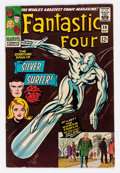 Silver Age (1956-1969):Superhero, Fantastic Four #50 (Marvel, 1966) Condition: FN....