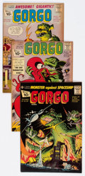 Silver Age (1956-1969):Science Fiction, Gorgo-Related Group of 23 (Charlton, 1961-65) Condition: AverageFN/VF.... (Total: 23 Comic Books)