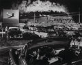Photographs:Gelatin Silver, O. Winston Link (American, 1914-2001). Hot Shot East Bound atLaeger, West Virginia, 1954. Gelatin silver, printed later...