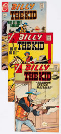 Silver Age (1956-1969):Western, Billy the Kid Group of 36 (Charlton, 1962-75) Condition: AverageVF-.... (Total: 36 Comic Books)