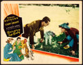 """Movie Posters:Comedy, Bringing Up Baby (RKO, 1938). Lobby Card (11"""" X 14"""").. ..."""