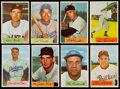 Baseball Cards:Lots, 1954 Bowman Baseball Starter Set (96 Different). ...