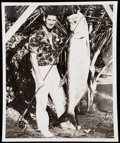 Baseball Collectibles:Photos, 1948-1954 Ted Williams Type I Photo Lot of 6.. ...