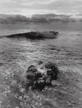 Photographs:Gelatin Silver, Jerry Uelsmann (American, b. 1934). Untitled, 1969. Gelatin silver. 9 x 7 inches (22.9 x 17.8 cm). Signed and initialed ...