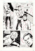 Original Comic Art:Panel Pages, Neal Adams Studio Star Trek: The Crier in Emptiness PR-26Partial Story Pages 15-17 Original...