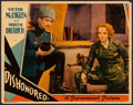 "Movie Posters:Drama, Dishonored (Paramount, 1931). Lobby Card (11"" X 14"").. ..."