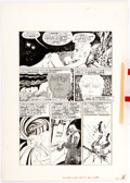 Original Comic Art:Panel Pages, Esteban Maroto Creepy #73 Story Page 11 Original Art(Warren, 1975)....