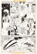 Original Comic Art:Panel Pages, Joe Staton and Dave Hunt Superboy and the Legion ofSuper-Heroes #252 Story Page 15 Original...