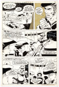 Original Comic Art:Panel Pages, Joe Staton and Dave Hunt Superboy and the Legion ofSuper-Heroes #256 Story Page 12 Brainiac 5 Original Art (DC,1...