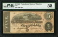 Confederate Notes:1864 Issues, T69 $5 1864 PF-9 Cr. 563.. ...
