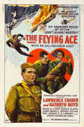 """Movie Posters:Black Films, The Flying Ace (Norman, 1926). One Sheet (27"""" X 41"""").. ..."""