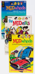 Bronze Age (1970-1979):Cartoon Character, Mod Wheels/The Modniks Group of 21 (Gold Key, 1960s) Condition:Average VG+.... (Total: 21 Comic Books)