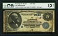 National Bank Notes:Maine, Searsport, ME - $5 1882 Date Back Fr. 537 The Searsport NB Ch. #(N)2642. ...