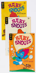 Bronze Age (1970-1979):Humor, Baby Snoots Group of 11 (Gold Key, 1970-73) Condition: AverageVF/NM.... (Total: 11 Comic Books)