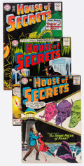 Silver Age (1956-1969):Horror, House of Secrets #55 and 62-80 Group (DC, 1962-69).... (Total: 20Comic Books)