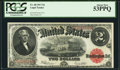 Large Size:Legal Tender Notes, Fr. 60 $2 1917 Legal Tender PCGS About New 53PPQ.. ...