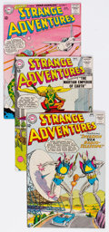 Silver Age (1956-1969):Science Fiction, Strange Adventures Group of 13 (DC, 1963-65) Condition: AverageFN+.... (Total: 13 Comic Books)