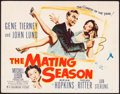 """Movie Posters:Comedy, The Mating Season (Paramount, 1951). Half Sheet (22"""" X 28""""). Comedy.. ..."""