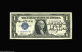 Small Size:Silver Certificates, Fr. 1605 $1 1928E Silver Certificate. Choice Crisp Uncirculated. A most interesting example of this rare note which is a se...