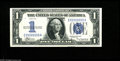 Small Size:Silver Certificates, Fr. 1606 $1 1934 Silver Certificates. Choice-Gem Crisp Uncirculated. This set comprises three notes, bearing serial numbers...